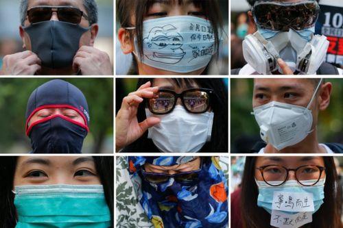 Le meilleur masque, c'est vous!