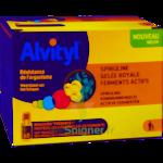 Acheter Alvityl Resist Solution buvable 8 Fioles à Hendaye