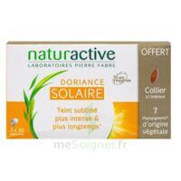 Naturactive Doriance Solaire 2x30 Capsules + 1 Collier Offert à Hendaye