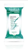 SAUGELLA ANTISEPTIQUE Lingette hygiène intime Paquet/15 à Hendaye