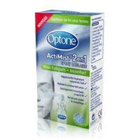 Optone Actimist Spray Oculaire Yeux Fatigués + Inconfort Fl/10ml à Hendaye