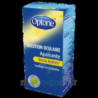 Optone Solution Oculaire Rafraîchissante Yeux Irrités Fl/10ml à Hendaye