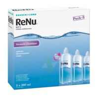 RENU MPS, fl 360 ml, pack 3 à Hendaye