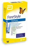 Freestyle Optium électrodes B/100 à Hendaye