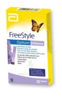 Freestyle Optium Beta-Cetones électrodes B/10 à Hendaye