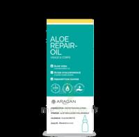 Aragan Aloé Repair-Oil Huile Concentration x 2*Fl/50ml à Hendaye