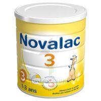Novalac 3 Croissance lait en poudre 800g à Hendaye