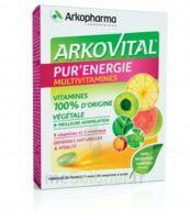 Arkovital Pur'Energie Multivitamines Comprimés dès 6 ans B/30 à Hendaye