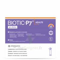 Aragan Biotic P7 Adulte Poudre 30 Sticks à Hendaye