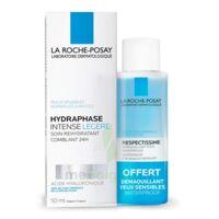 Hydraphase Intense Légère Crème 50ml + Respectissime démaquillant