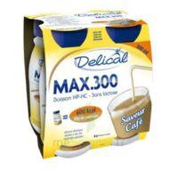 DELICAL MAX 300 SANS LACTOSE, 300 ml x 4 à Hendaye