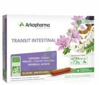 Arkofluide Bio Ultraextract Solution buvable transit intestinal 20 Ampoules/10ml à Hendaye