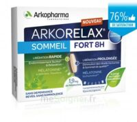 Arkorelax Sommeil Fort 8H Comprimés B/15 à Hendaye