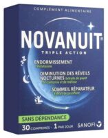 Novanuit Triple Action B/30 à Hendaye