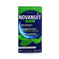 Novanuit Phyto+ Comprimés B/30 à Hendaye