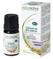 Naturactive Geranium Bourbon Huile Essentielle Bio (5ml) à Hendaye