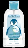 ABCDERM H2O Solution sans rinçage nettoyante bébé Fl pompe/1L à Hendaye