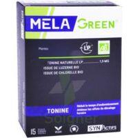Synactifs Melagreen  Bio Gélules B/15 à Hendaye