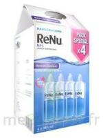 RENU MPS Pack Observance 4X360 mL à Hendaye