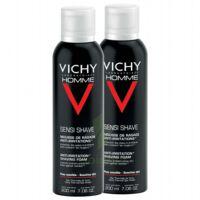 VICHY mousse à raser peau sensible LOT à Hendaye