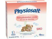 PHYSIOSALT REHYDRATATION ORALE SRO, bt 10 à Hendaye