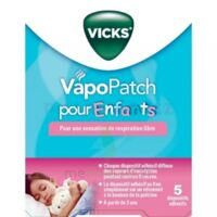 VICKS VAPOPATCH ENFANTS à Hendaye