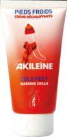 Akileïne Crème réchauffement pieds froids 75ml à Hendaye