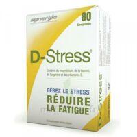 D-STRESS, boite de 80 à Hendaye