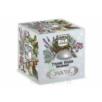 Tisane Be Cube Hiver Bio à Hendaye