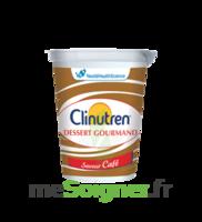 CLINUTREN DESSERT GOURMAND Nutriment café 4Cups/200g