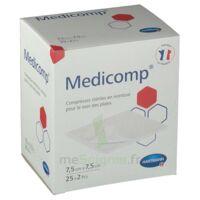 MEDICOMP Compresses stériles NON tissées 7,5x7,5cm à Hendaye