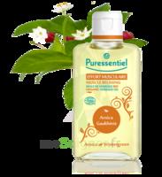 Puressentiel Articulations & Muscles Huile de massage BIO** Effort Musculaire - Arnica - Gaulthérie - 100 ml à Hendaye