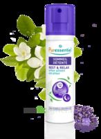 Puressentiel Sommeil - détente Spray Aérien Sommeil Détente aux 12 Huiles Essentielles - 75 ml à Hendaye