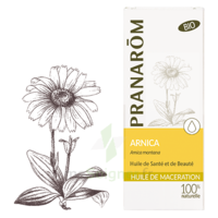 Pranarom Huile De Macération Bio Arnica 50ml à Hendaye
