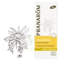 PRANAROM Huile végétale bio Macadamia 50ml à Hendaye