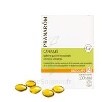 PRANAROM OLEOCAPS 2 Caps confort gastro-intestinal à Hendaye