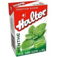 Halter Bonbons Sans Sucre Menthe à Hendaye