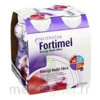 FORTIMEL ENERGY MULTI FIBRE, 200 ml, pack 4 à Hendaye