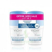 Vichy Déodorant sans sels d'aluminium 48H 2 Billes/50ml à Hendaye