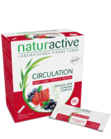 Naturactive Phytothérapie Fluides Solution buvable circulation 2B/15Sticks/10ml à Hendaye