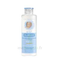 Klorane bébé eau nettoyante micellaire 500ml à Hendaye