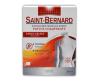 St-Bernard Patch zones ciblées  x3 à Hendaye