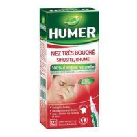 HUMER Nez très bouché, sinusite, rhume à Hendaye