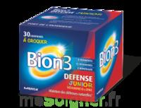 Bion 3 Défense Junior Comprimés à croquer framboise B/30 à Hendaye