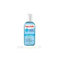 Baccide Gel mains désinfectant sans rinçage 75ml à Hendaye