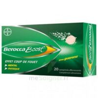 Beroccaboost Comprimés Effervescents B/20 Promo 2€ à Hendaye