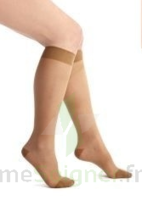 Thuasne Venoflex Secret 2 Chaussette femme beige doré T3L à Hendaye