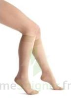 Thuasne Venoflex Secret 2 Chaussette femme beige naturel T1L à Hendaye