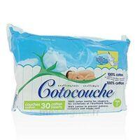 Cotocouche Couche 1er âge Paquet/30 à Hendaye