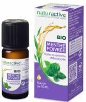 Naturactive Huile essentielle bio Menthe poivrée Fl/10ml à Hendaye